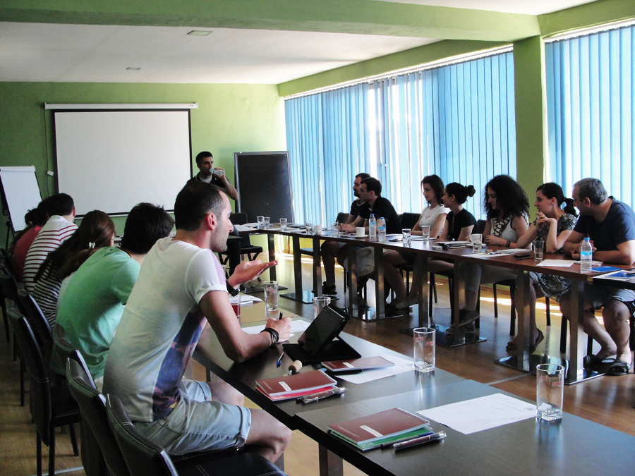 "Students' Workshop in Kvareli in ""Negotiation Methods""  21/22 June, 2014 / Kvareli, Georgia"